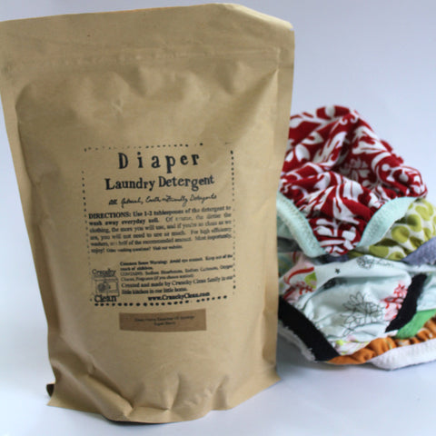 Crunchy Clean Cloth Diaper Super Blend Soap
