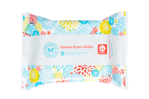The Honest Company Dryer Cloths