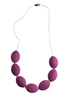 Jellystone Designs Caru Teething Necklace