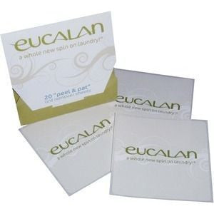 Eucalan Lint Remover Sheets 20 Pack