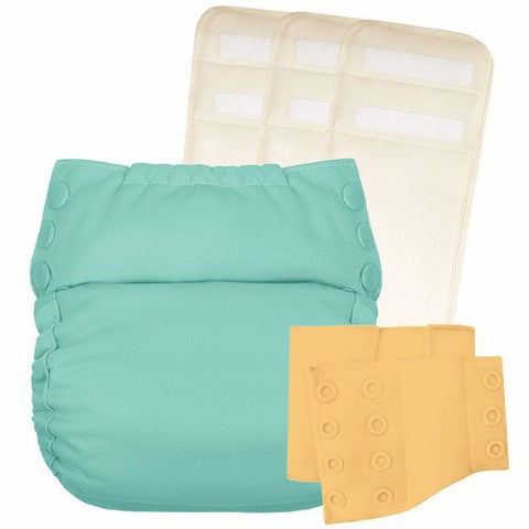 Flip Potty Trainer Kit 1 trainer + 3 organic cotton pads