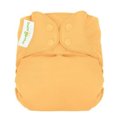 bumGenius Freetime All In-One One-Size Snap Closure Cloth Diaper