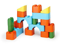 Green Toys Building Block Set
