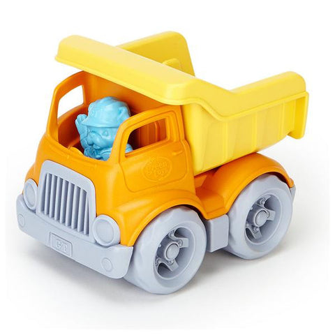 Green Toys Vehicles Dumper Truck With Worker