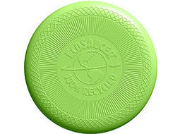 Green Toys Outdoor Ecosaucer Flying Disc