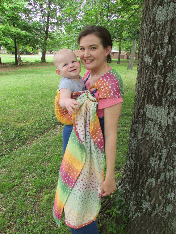Tekhni Baby Carrier Ring Sling