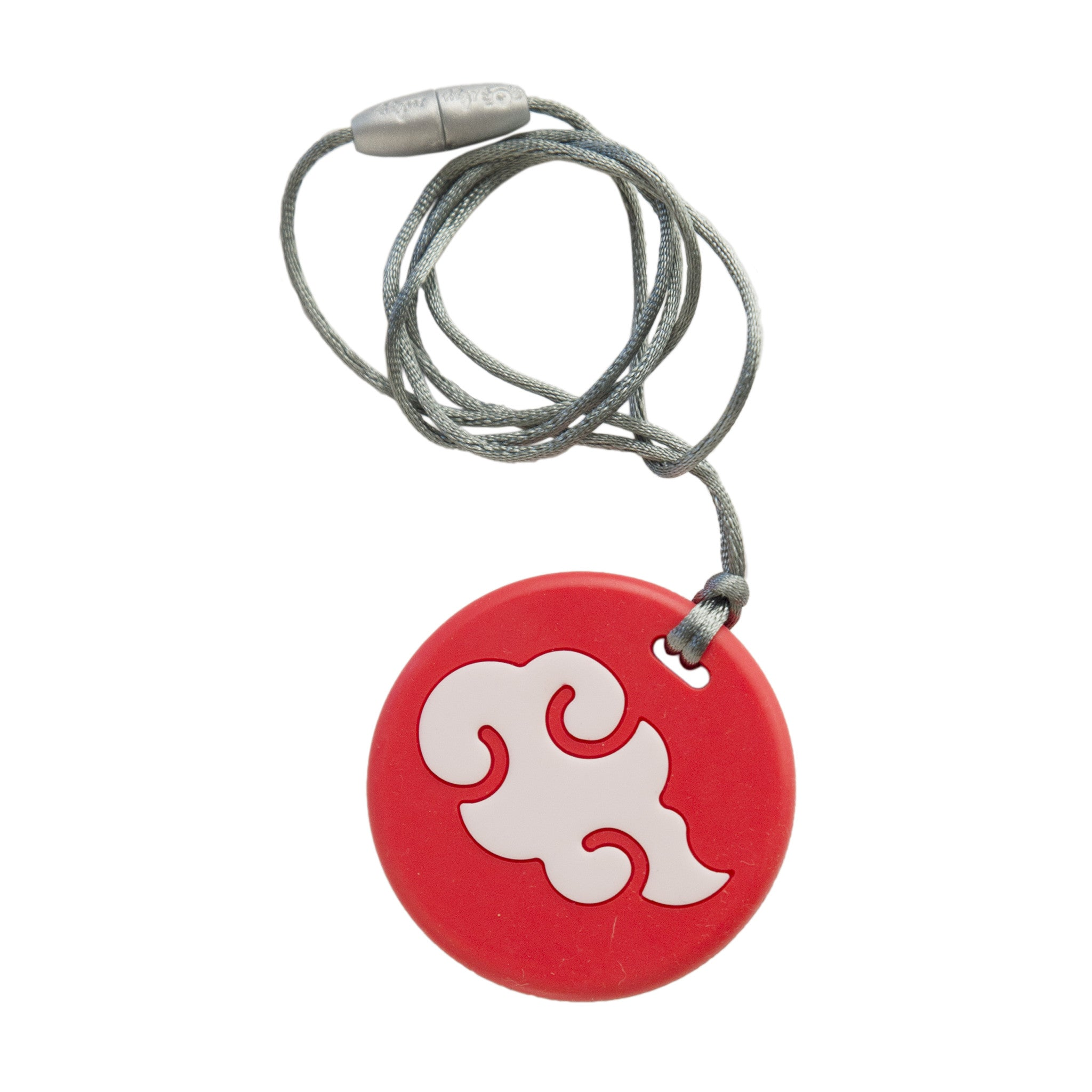 Itzy Ritzy Teething Happens Pendant Necklace
