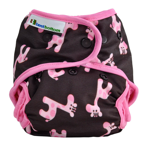 Best Bottom Diapers - Snap Closure
