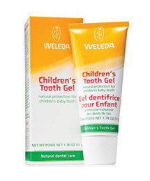 Weleda Childrens Tooth Gel 1.7 oz
