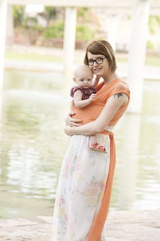 Beachfront Baby Water Wrap - One Size