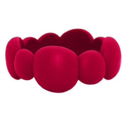 Jellystone Designs Silicone Pebble Bangle