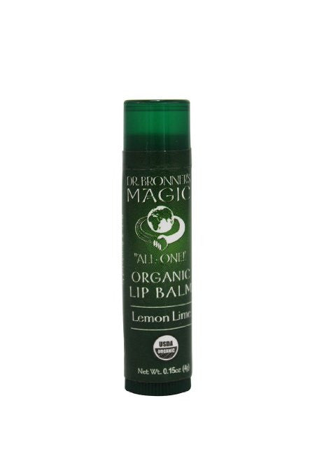 Dr. Bronner's Magic Organic Lip Balm