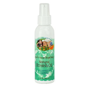 Earth Mama Natural Stretch Oil