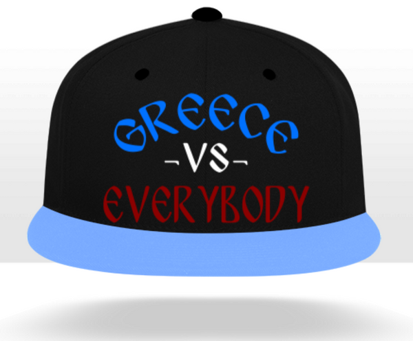 Greece -vs- Everybody (Snapback)