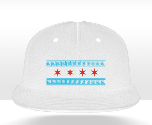 Greek Chicago Snapbacks