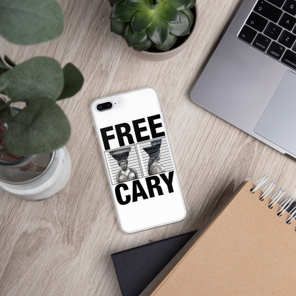 Free Cary (iPhone Case)