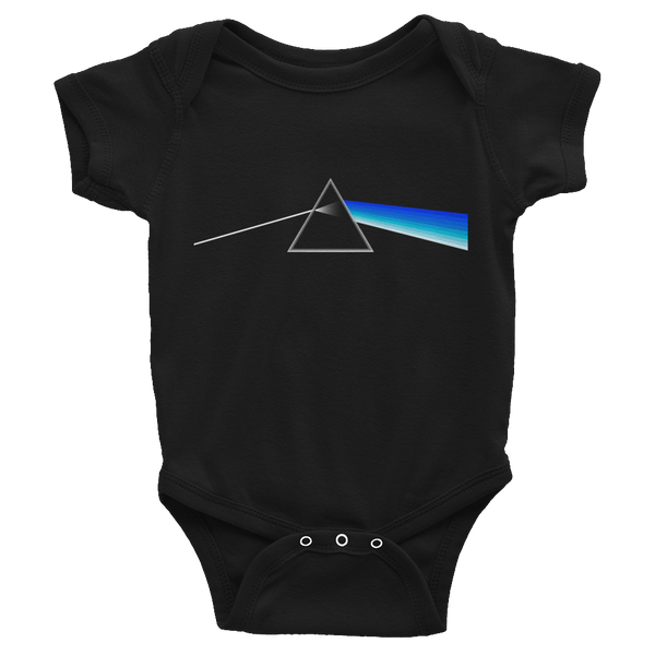 Greek Side of the Moon (Infant Bodysuit)