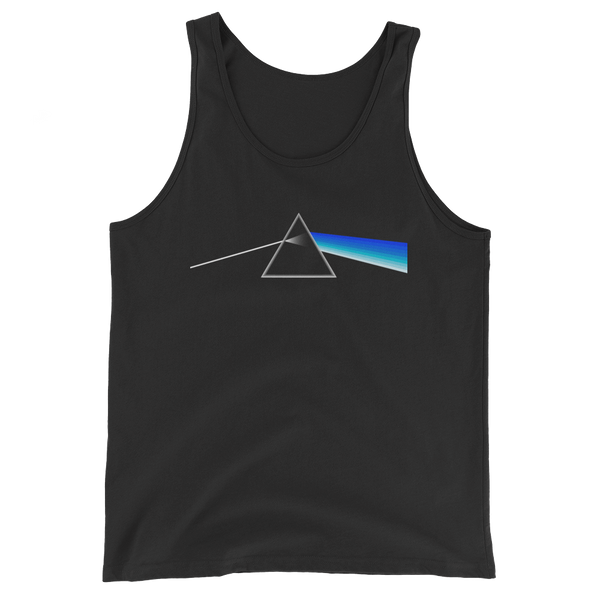 Greek Side of the Moon (Unisex Tank Top)