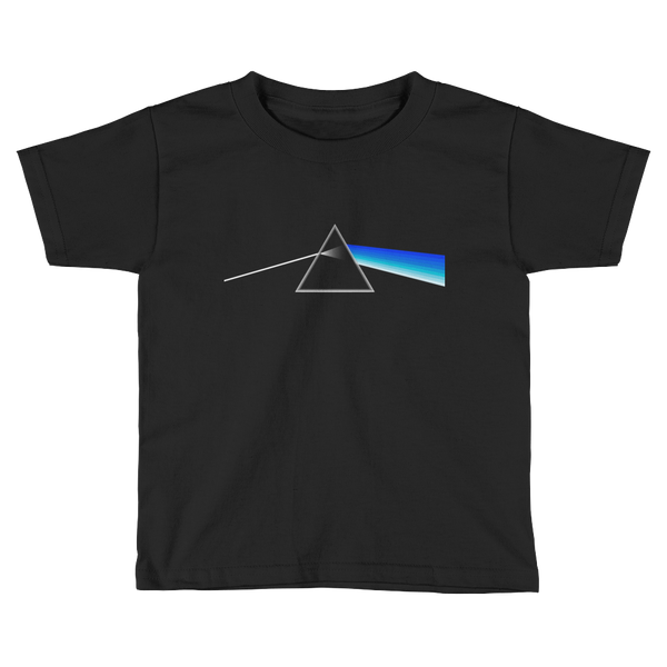 Greek Side of the Moon (Kids Short Sleeve T-Shirt)
