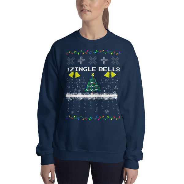 Tzingle Bells (Ugly Sweater)