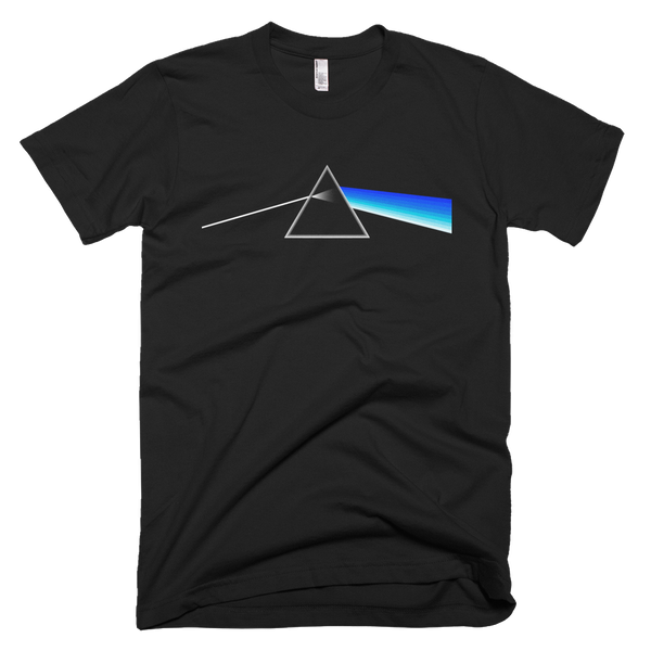 Greek Side of the Moon (Short sleeve men's t-shirt)
