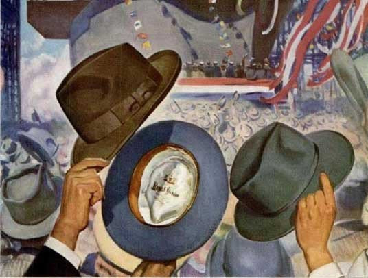 The Role of Hats in U.S. Politics
