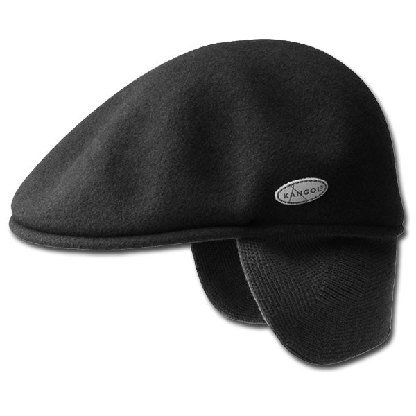 75a67677e1602 Kangol 504 Ear Flap Cap    BeauChapeau Hat Shop