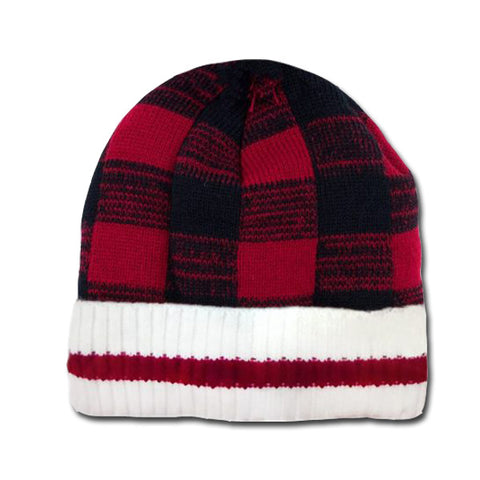 Buffalo Stripe Toque