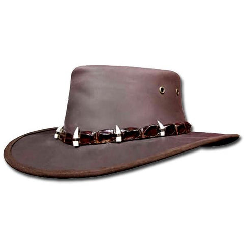 Crocodile Outback Hat