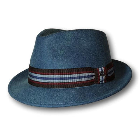 Gottmann Distressed Fedora
