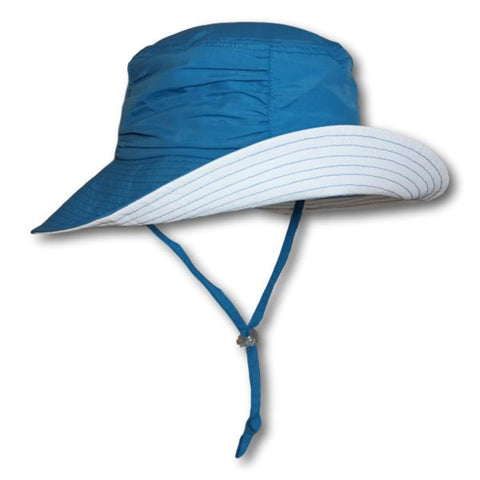 Ruched Rain Hat
