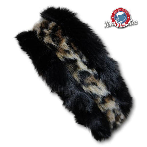 Parkhurst Reversible Faux Fur Headband