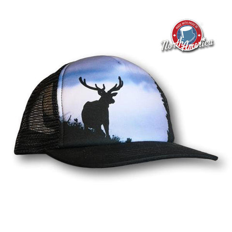 Deer Mesh Back Cap