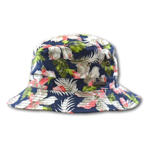 Hawaiian Print Bucket