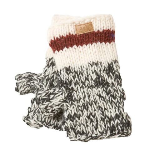 Cabin Fingerless Gloves