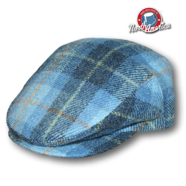 Harris Tweed Flat Cap    BeauChapeau Hat Shop 709958c06b1