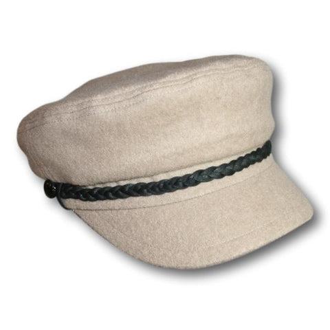 Braided Band Cadet Cap