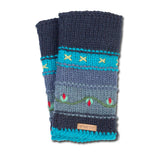 Vine Knit Fingerless Gloves