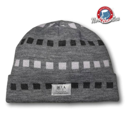 Square Stripes Toque