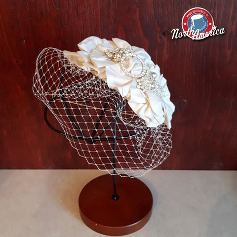 Bridal Ruched Cocktail Piece