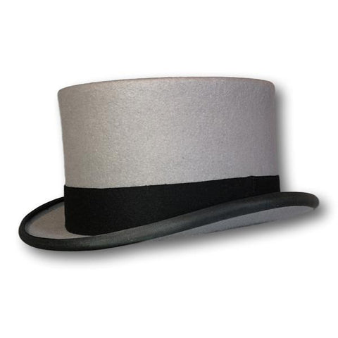 Christy's Ascot Fur Felt Top Hat