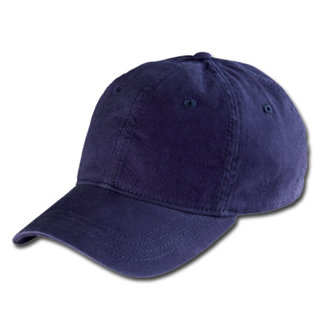 Washed Cotton Ball Cap