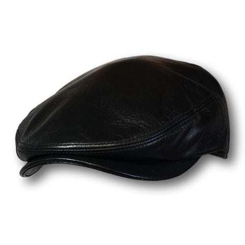 Gottmann Leather Dover Cap
