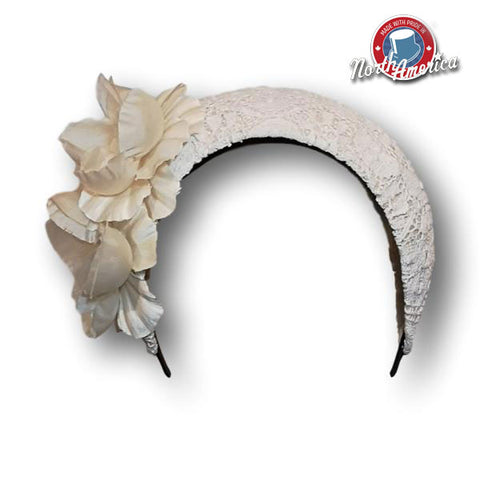 Halo Lace Fascinator