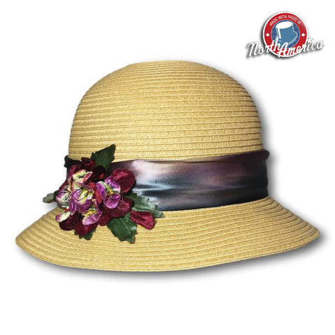 Floral Cluster Cloche