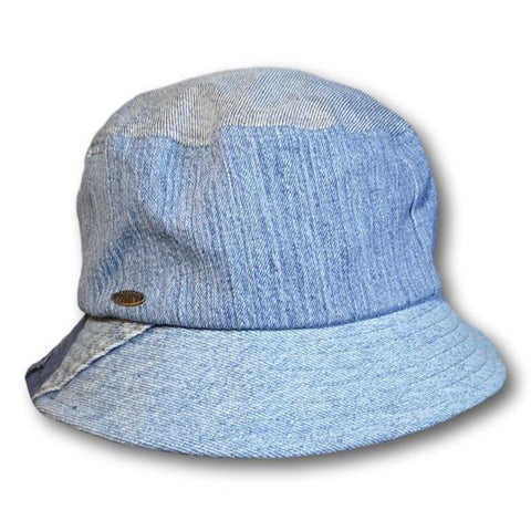 Jill Recycled Denim Bucket
