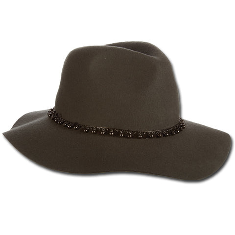 Chain Band Fedora