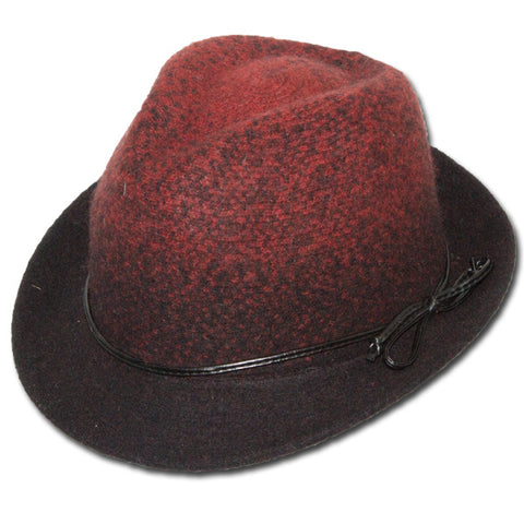 Fashion Knit Fedora