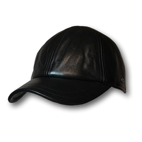 Gottmann Leather Monaco Ball Cap