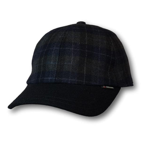Gottmann Polo Plaid Ball Cap